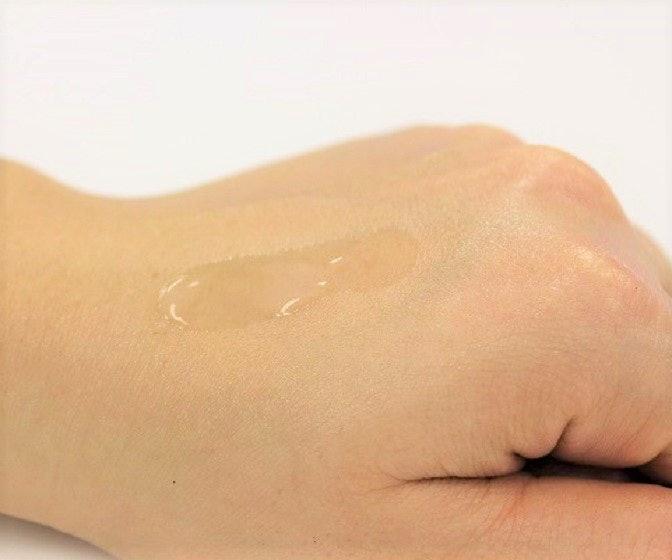 じんわり浸透していく感じ!もっちり柔らかな肌感触が気持ちいい!