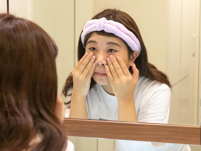 しっかり泡立ててぬるま湯で優しく洗うのがポイント!コラージュフルフル 泡石鹸を使った洗顔方法