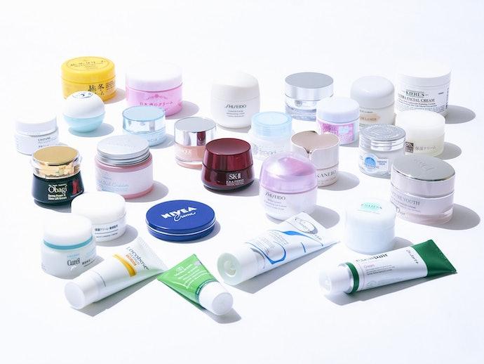 肌をうるおす保湿クリームを実際に使って検証レビュー!