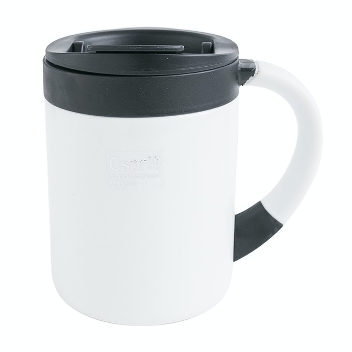 真空二重構造で保温力抜群!キャプテンスタッグ シーエスプリ ダブルステンレスマグカップとは?