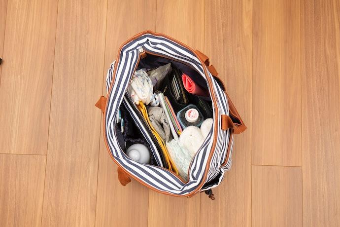 口コミ:バッグ自体が重くて使えない
