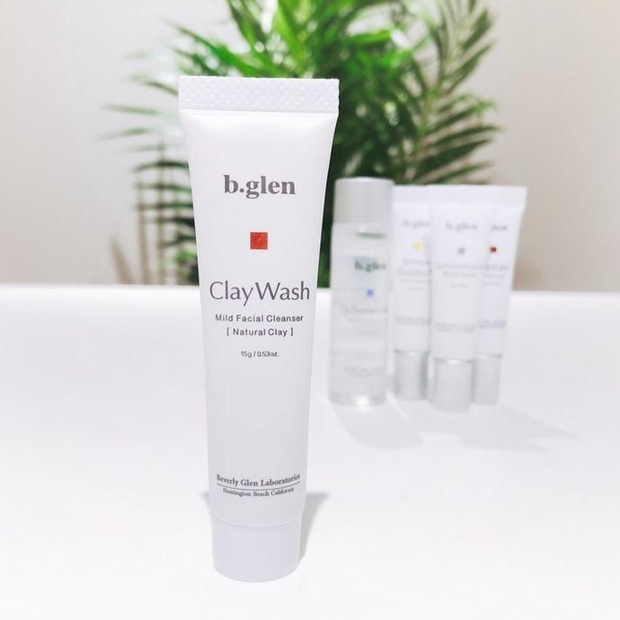 クレイウォッシュ: 天然クレイの吸着洗顔料