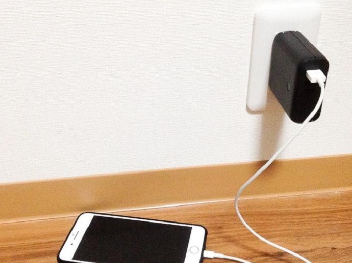 【充電スピードに対する口コミ】本体は充電されてもスマホが充電されない!充電速度も遅い