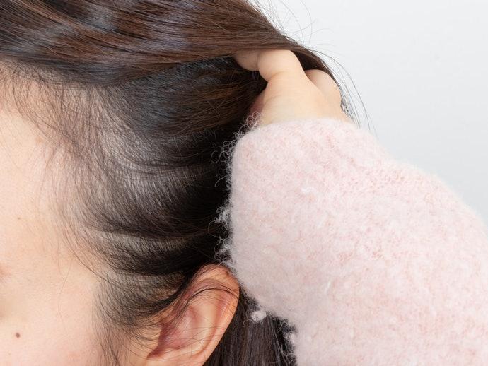 使って2週間で髪の毛・頭皮の調子が◎