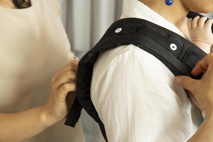 検証②:肩への負担