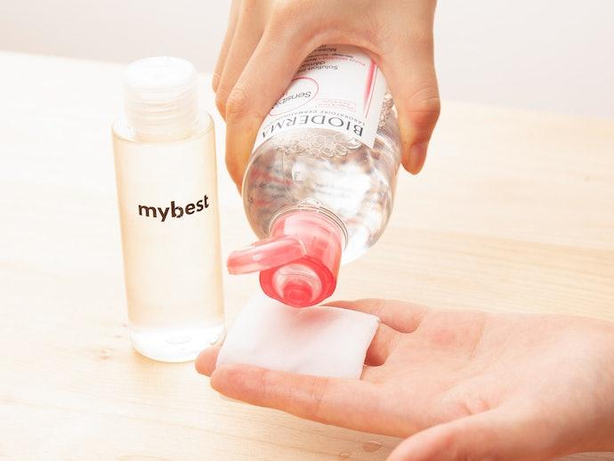 無香料で使う人を選ばない水クレンジング
