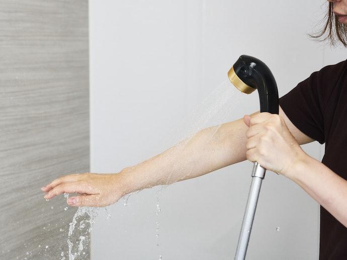 口コミ②:洗い流しにくい