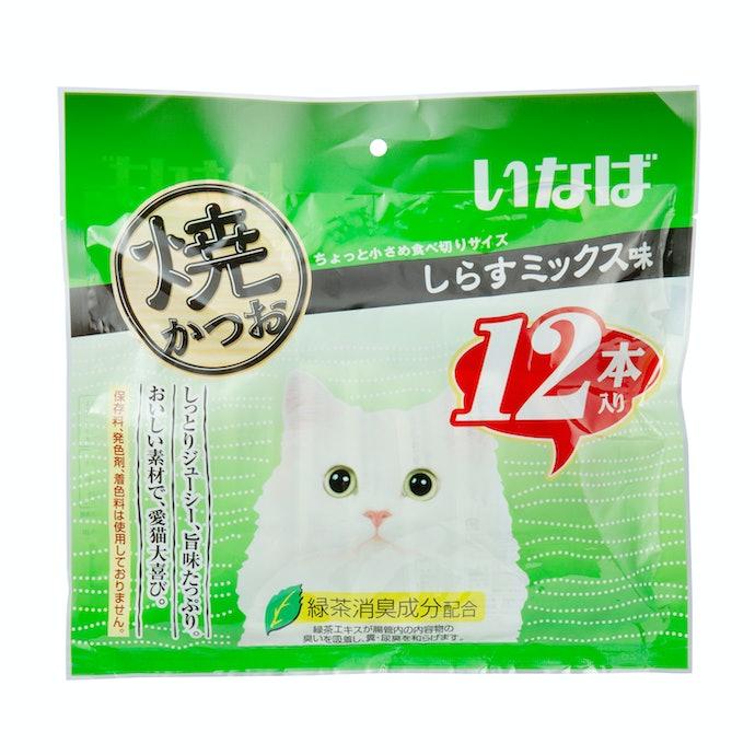 【レビュー結果】人気の猫用おやつ27商品中10位!食いつきがいい上に、安心して与えらえるおやつ