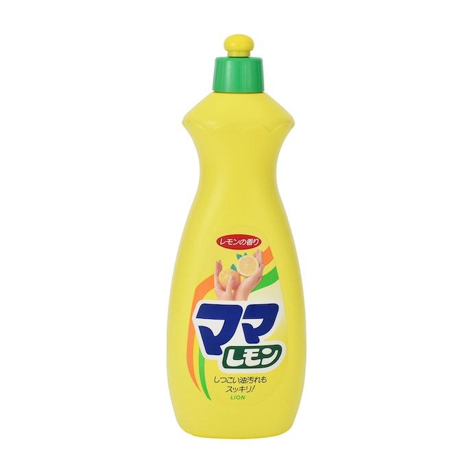 油汚れに強くてさわやかな香りのロングセラー商品。ママレモンとは?