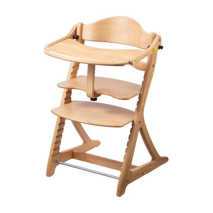 子どもから大人まで使える高さ調節機能付き!座り心地も抜群!