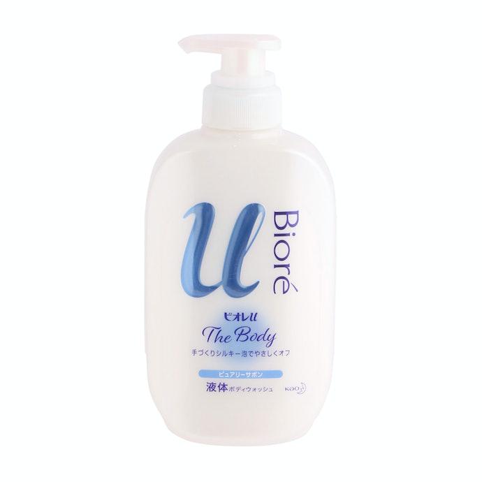 【レビュー結果】人気のボディソープ68商品中8位!ふんわり泡できちんと洗浄、肌の潤いもキープ