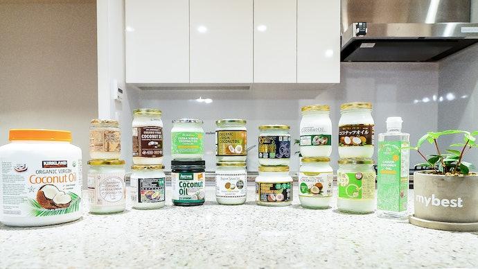 ココナッツオイルの比較記事も要チェック!