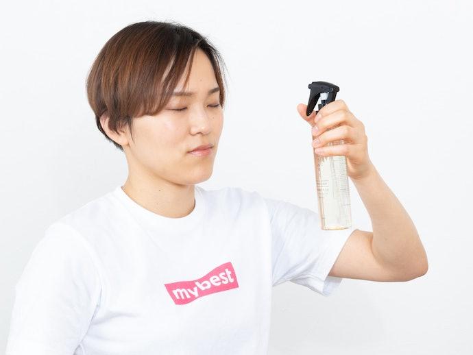 香りは少し独特…でもそれほど気にならない!