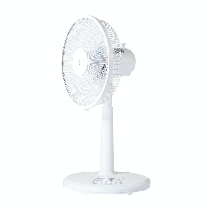 【レビュー結果】人気の扇風機17商品中16位。激安というわけでもなく、機能も性能もごく普通の扇風機