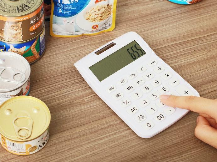 100キロカロリー当たり505.8円と割高!たまに与えるくらいがベター