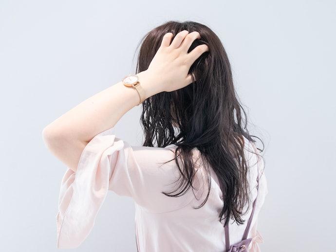 口コミ:髪がべたついてしまう