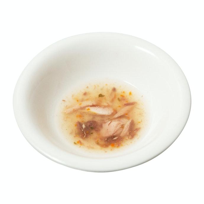 贅沢な美味しさを堪能できる!丁寧に煮込んだスープ