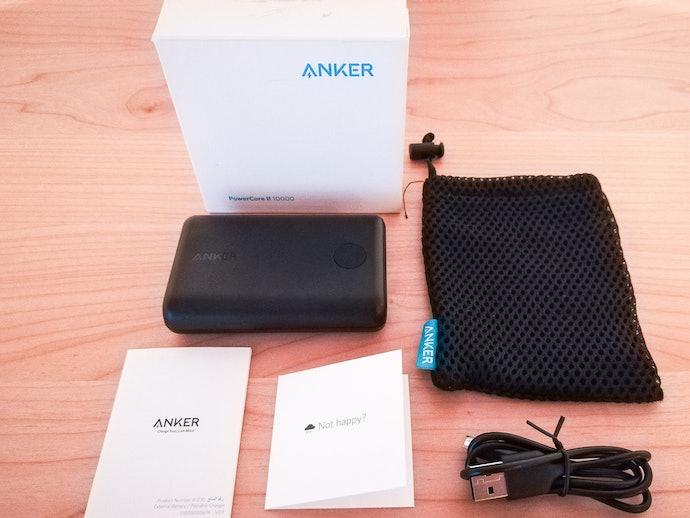 Anker PowerCore II 10000とは?