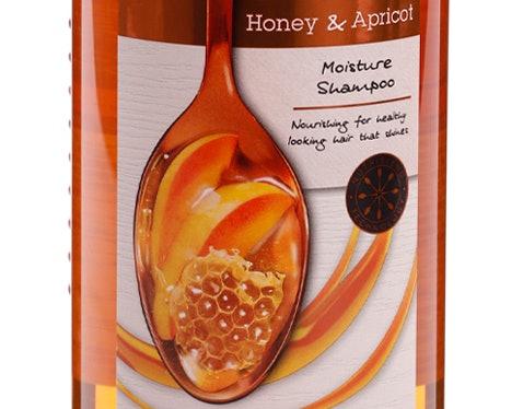 ハチミツ&アプリコットのとろける香りが魅力