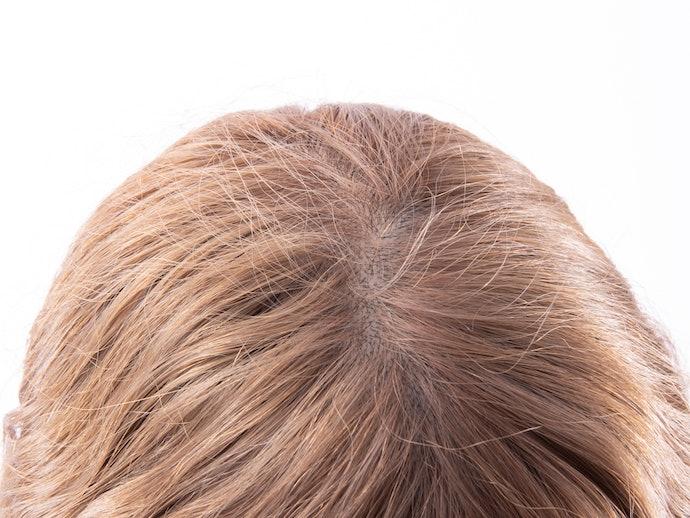 口コミ②:乾かすと、髪がパサついて広がってしまう…