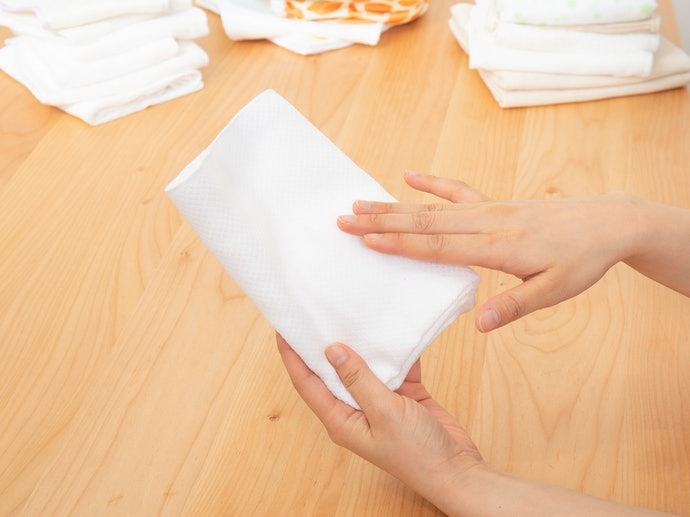 触り心地は快適。洗濯後は少々ゴワつくが、大きな問題はなし