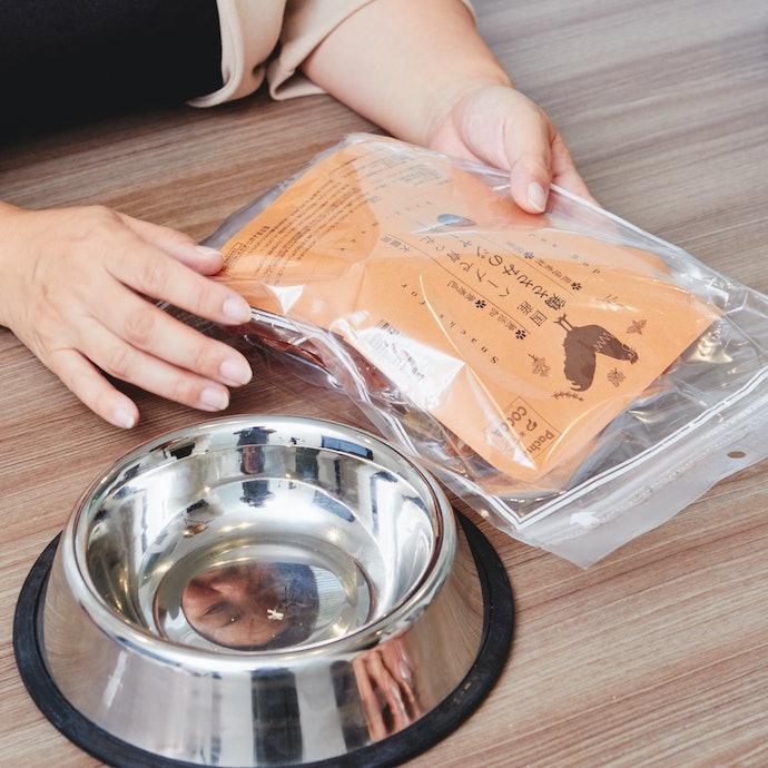 【レビュー結果】人気の犬用おやつ24商品中2位に!小分け真空パックが珍しい、国産ハーブ鶏100%の安心ジャーキー!