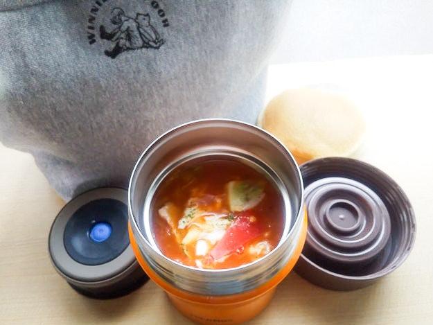 【結論】保温力抜群!納得の大容量でしっかり食べたい人にもおすすめのスープジャー