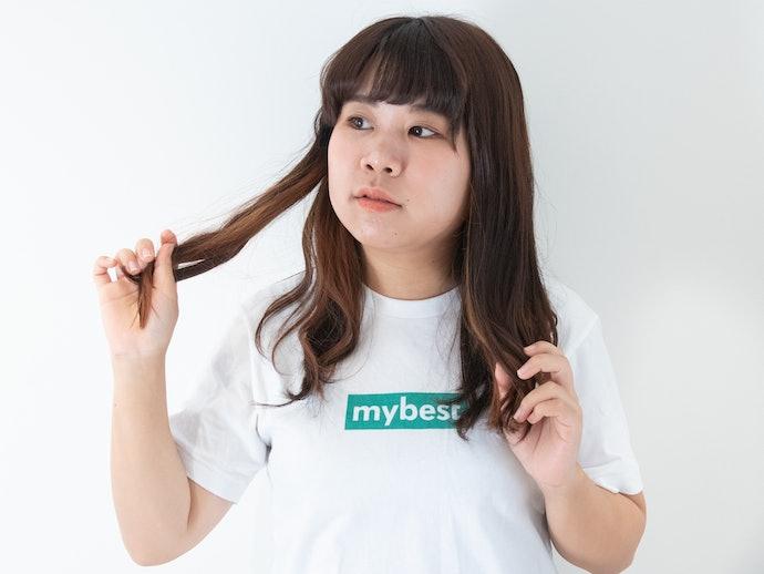 髪のコシを取り戻してくれる11種のアミノ酸を配合