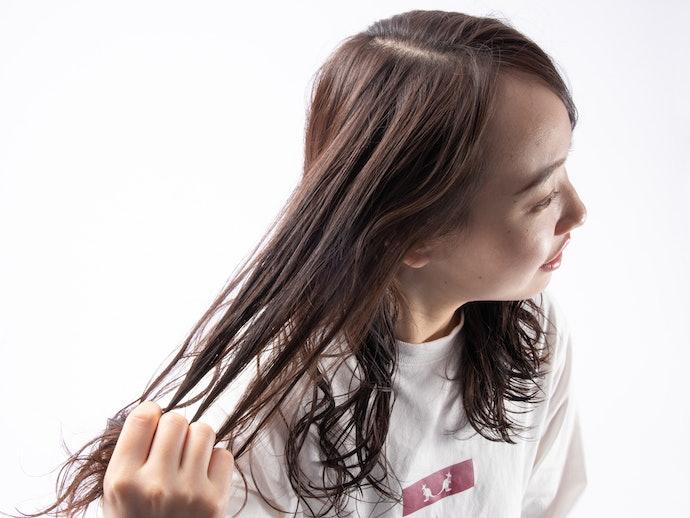 口コミ②:髪が軋む