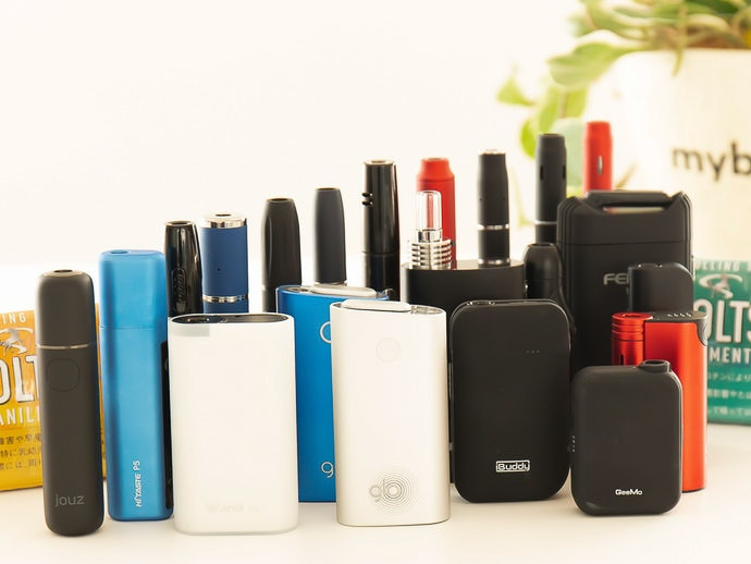 人気の加熱式タバコ22商品を比較検証した結果、iBuddy SEは3位という結果に!