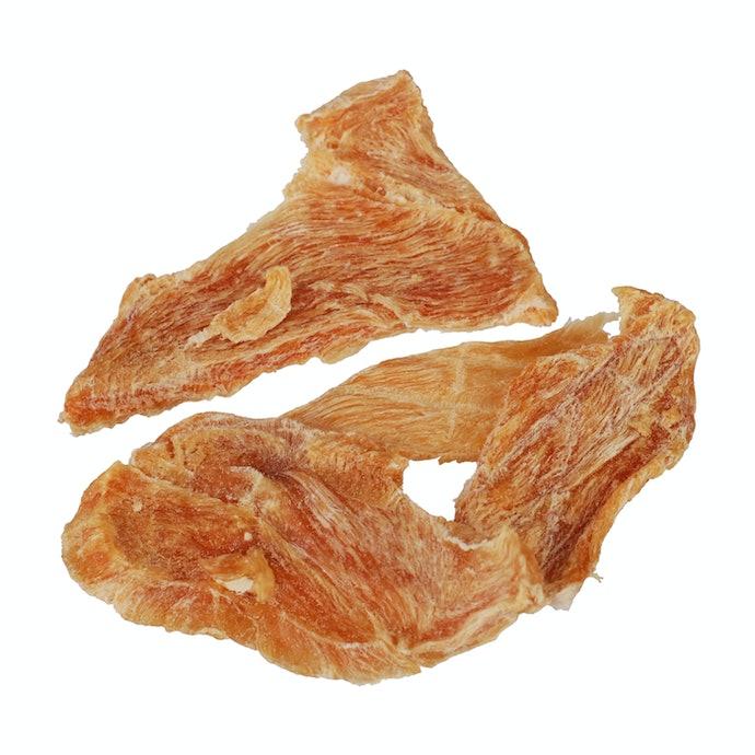 【レビュー結果】素材・食べやすさ共に最高のササミジャーキー!人気の犬用おやつ24商品中1位に輝く