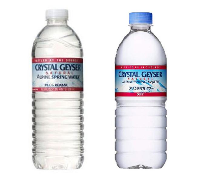 正規品と並行輸入品があるクリスタルガイザー、その違いは?