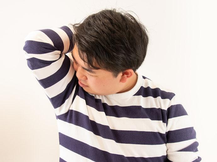 汗をかきやすい男性の体臭を長時間防止!
