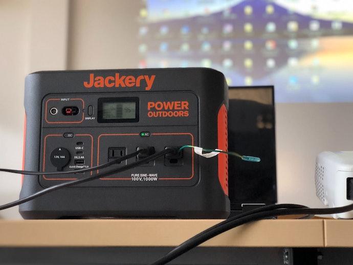 安定的な電力で燃費良好。さまざまな家電に対応!