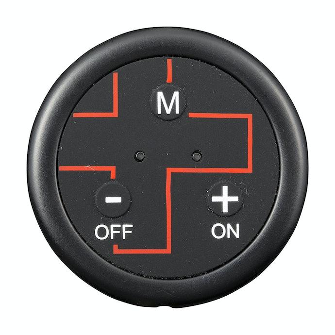 片手で操作できるシンプルコントローラー