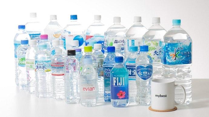 人気のミネラルウォーター28商品を比較検証した結果、コカ・コーラ 森の水だより 日本アルプスは6位に!
