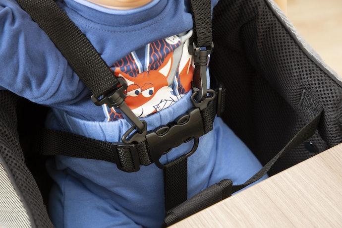 安全性が高くて安心!十分な強度で怪我の心配がなく、立ち上がりもしっかり防止