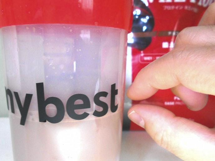 【溶けやすさに対する口コミ】牛乳で作ると溶けにくくダマがたくさんできてしまう