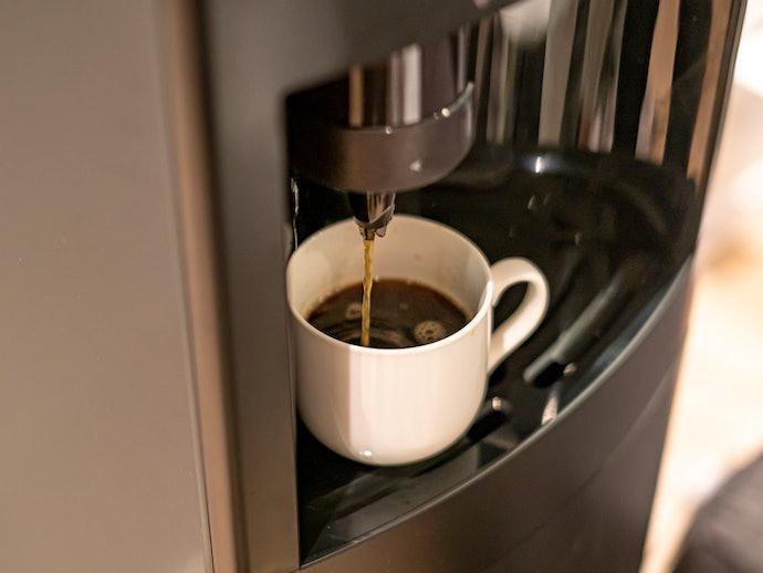 本格的なドリップコーヒーも簡単に作れる!