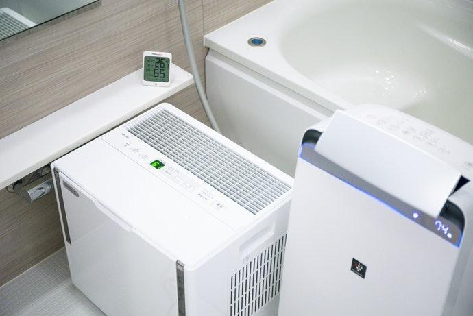 検証①:除湿能力