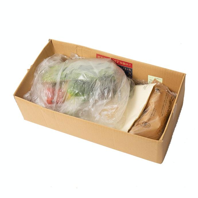 有機JAS認定付きの安心な野菜をお届け
