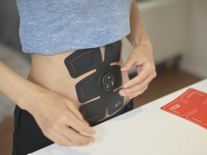 腹筋へのアプローチは◎。くびれへの刺激は微妙