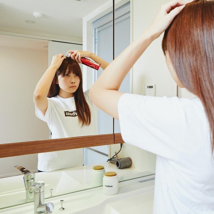 頭皮にしっかりつけることがポイント!育毛剤を浸透させるコツ