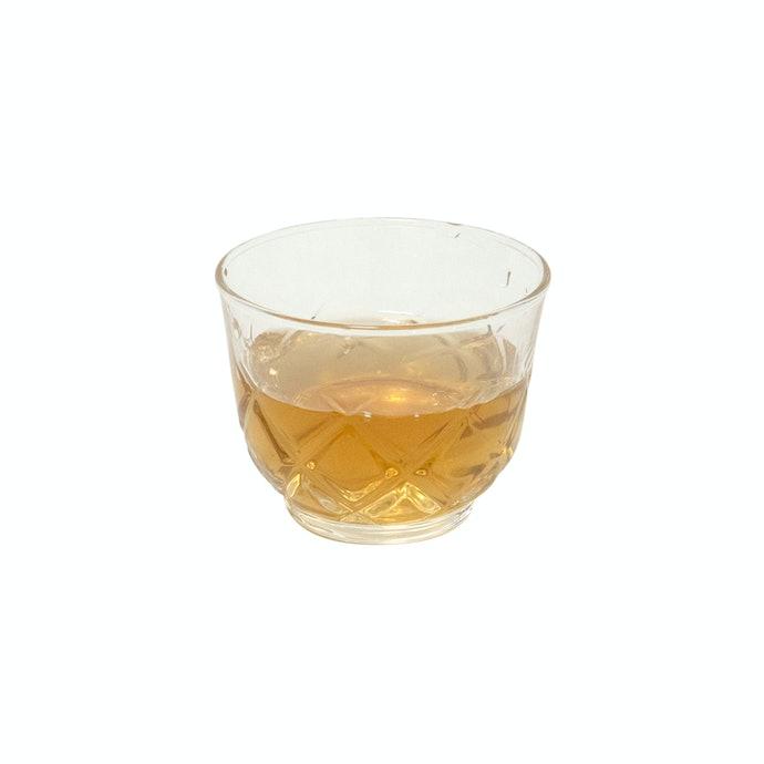 後味は麦茶の余韻がしっかり残り、香ばしく美味しい