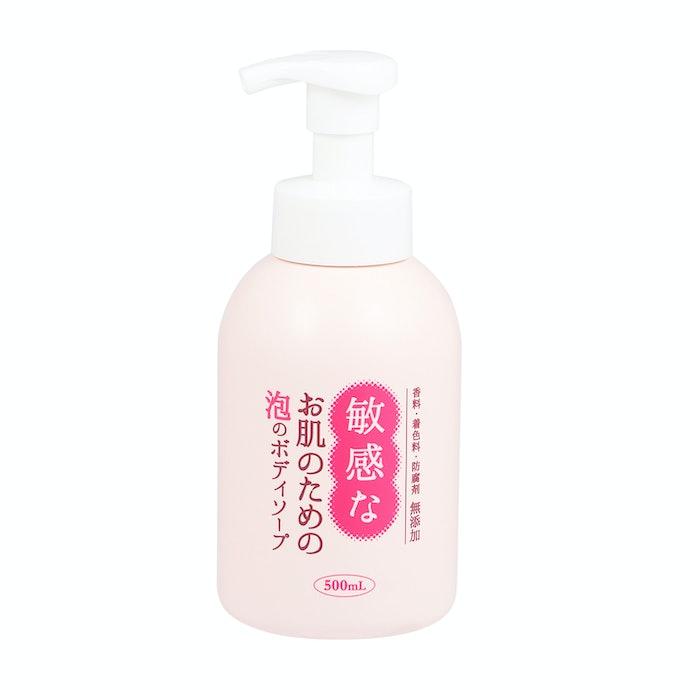 香料・着色料など不使用で、敏感肌の方も使いやすい!