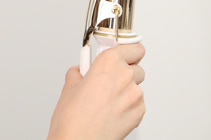 口コミ:誤って温度調整ボタンを押しやすい