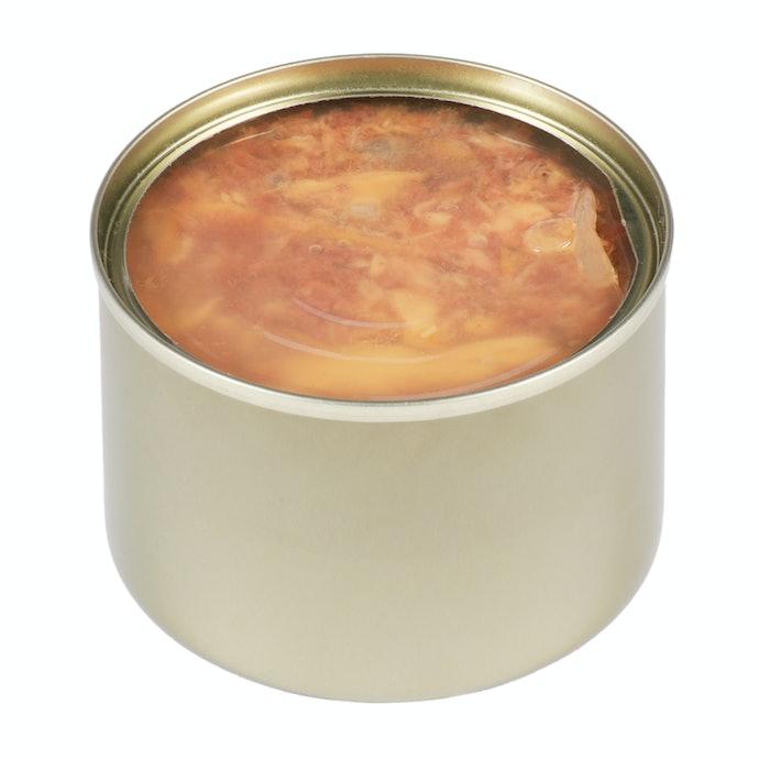 1缶160gの大容量!食事と一緒に水分も補給できる