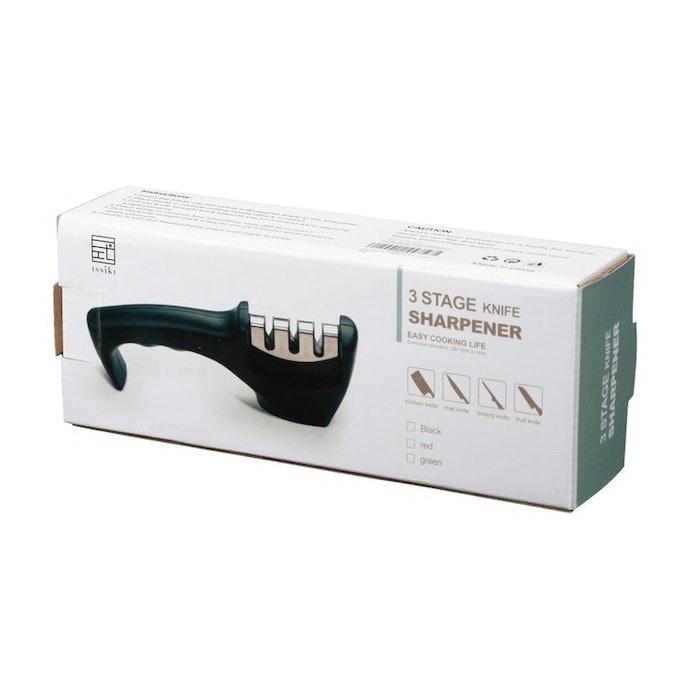 【レビュー結果】人気の包丁研ぎ器26商品中18位!切れ味の戻りはイマイチながら、汎用性が高く簡単に使える
