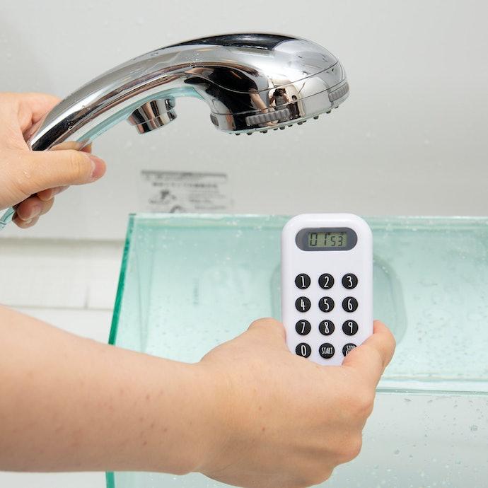 節水力は高評価。意識しなくても節水できる