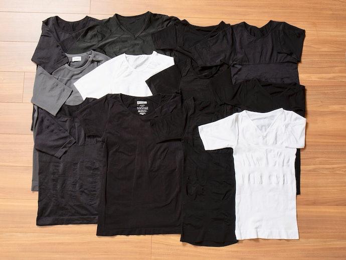 KCS 加圧シャツを実際に使って検証レビュー!